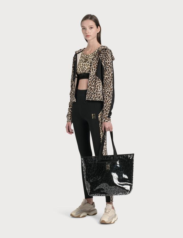 Puma Puma x Charlotte Olympia AOP Crop Top