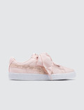 Puma Basket Heart Canvas Picture
