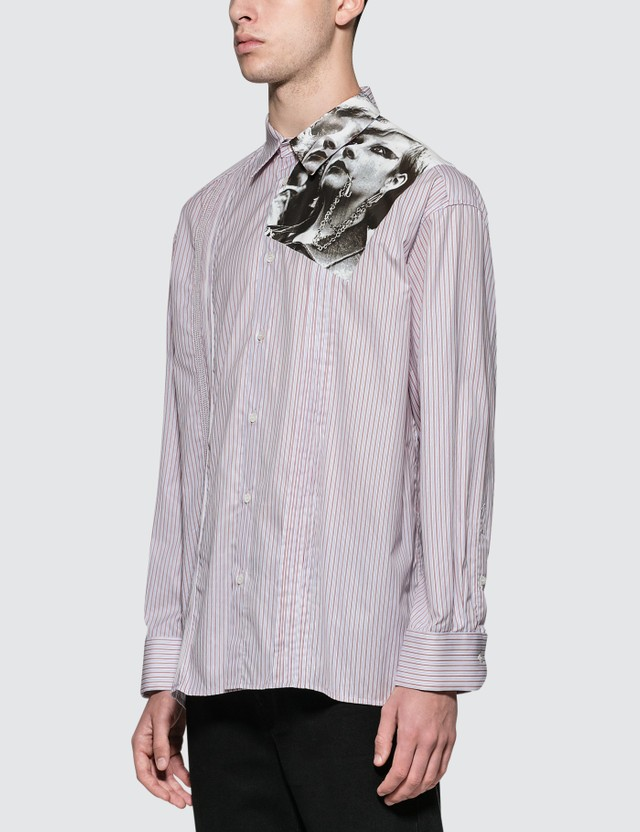 Raf Simons Cropped Shirt
