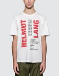 Helmut Lang Worldwide S/S T-Shirt Picture