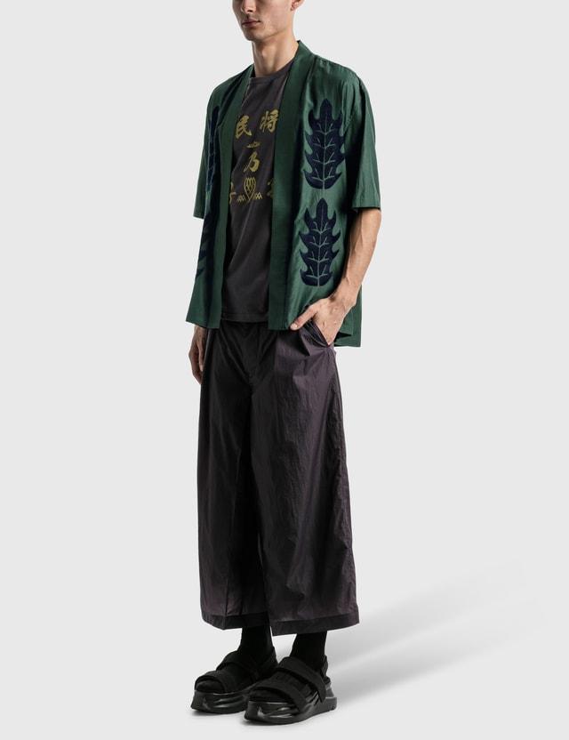 Sasquatchfabrix. Big H/S T-shirt Charcoal Gray Men
