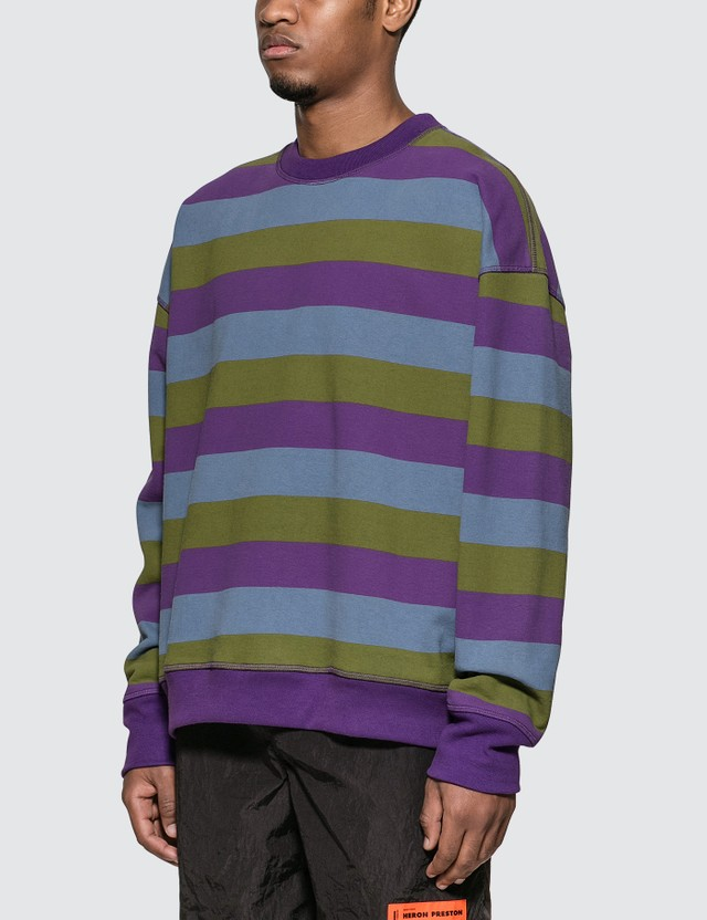 Noon Goons Stripe Icon Sweatshirt