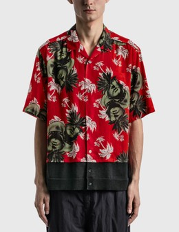 Undercover Overall Printed Shirt