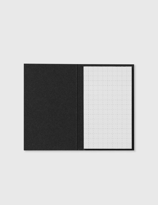 Stationeries by Hypebeast x Fragment HYPB/FRGMT Notepad Black Unisex