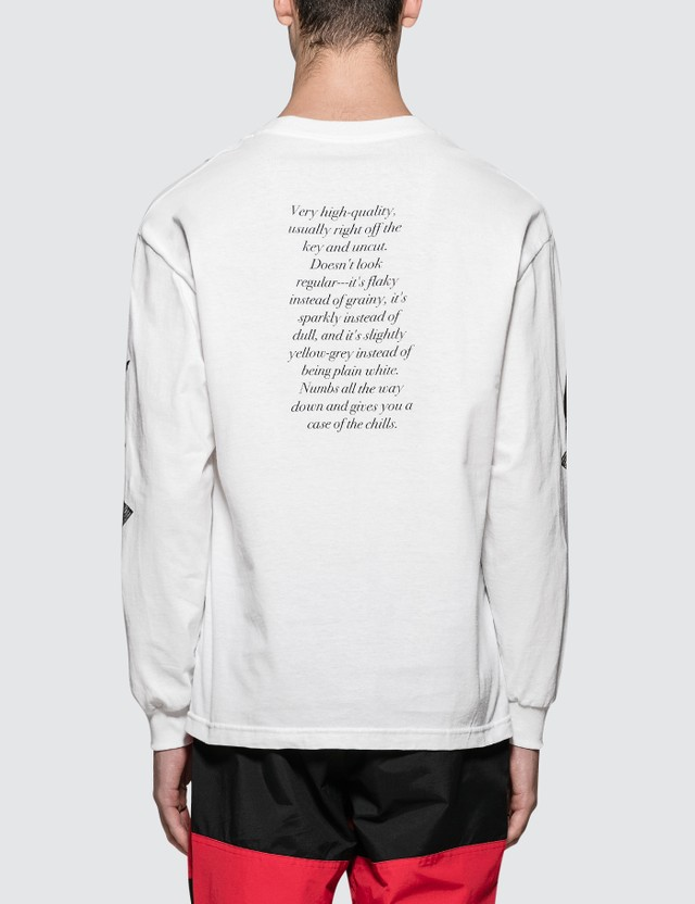 Pleasures Catch L/S T-Shirt