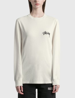 Stussy Spring Weeds Long Sleeve T-Shirt