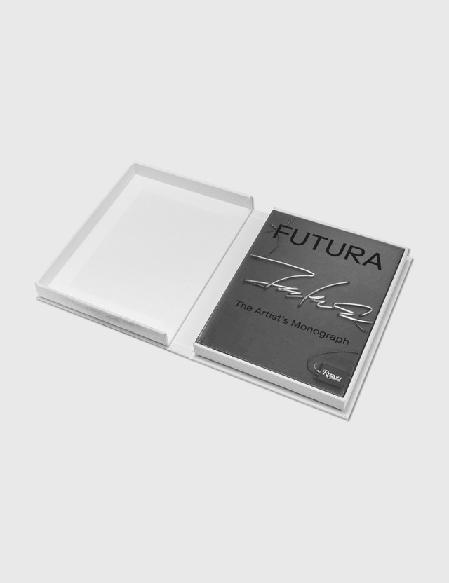 Rizzoli Futura Deluxe Edition:The Artist's Monograph with Signature
