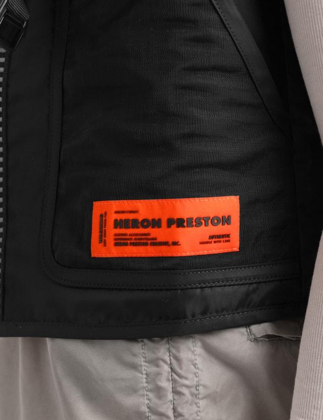 Heron Preston Utility Nylon Vest