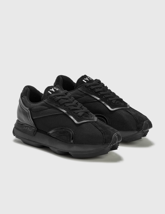 IYSO Halo Triple Black Men
