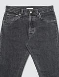 Helmut Lang Straight Leg Denim Jeans