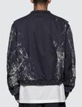 Maison Margiela Paint Splatter Jacket
