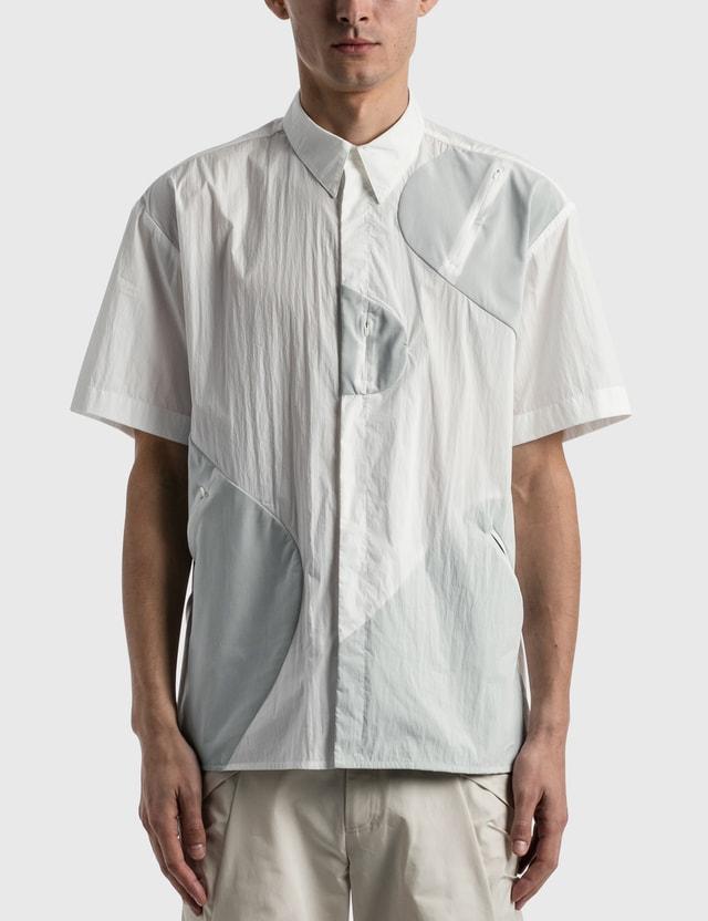 Post Archive Faction 4.0 Shirts Center White Men