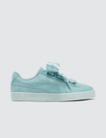 Puma Suede Heart Pebble 사진