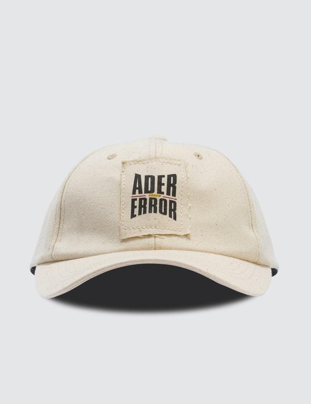 Ader Error Ader Form Logo Cap