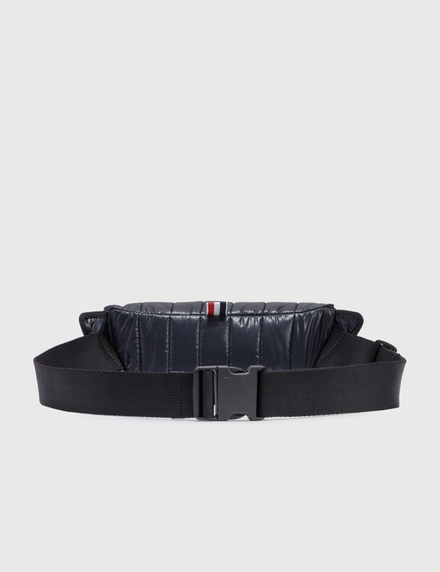Thom Browne 4-Bar Stripe Belt Bag