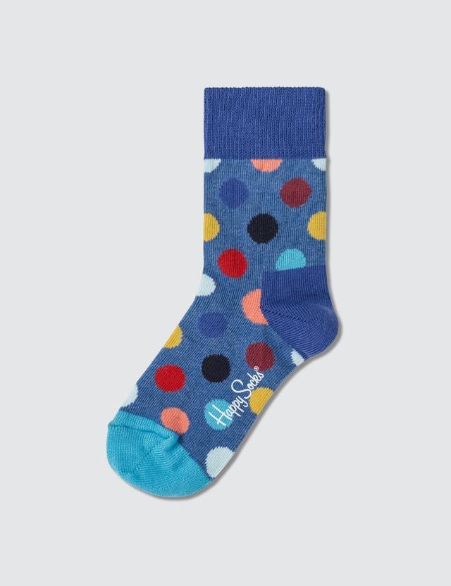 Happy Socks Kids Big Dot Sock Gift Set (Pack of 2)