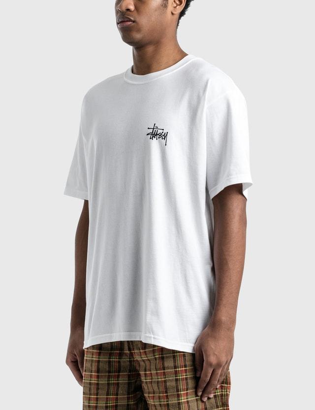 Stussy Basic Stussy T-Shirt White Men