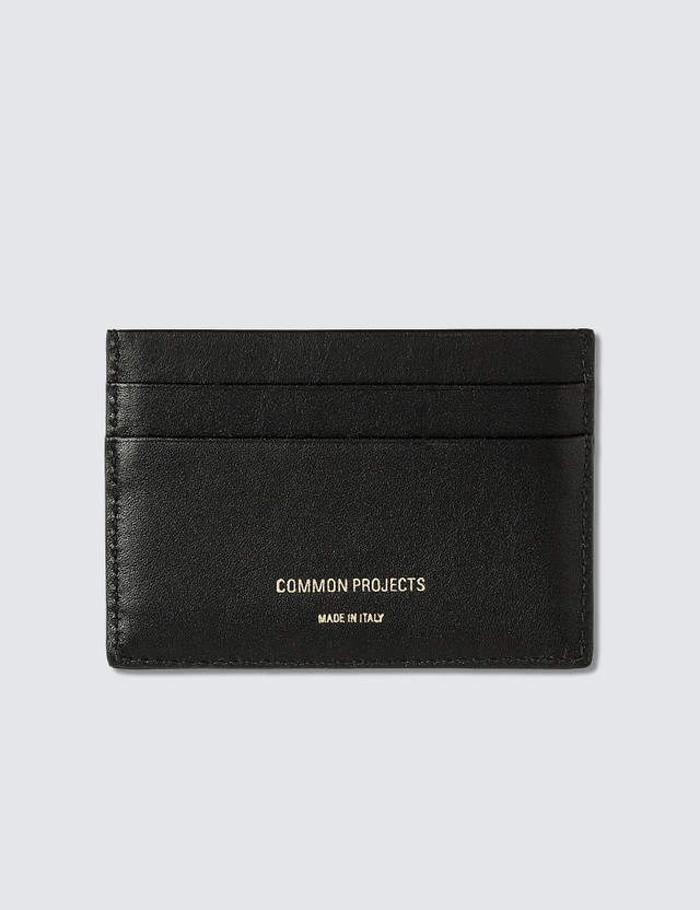 Common Projects Multi Card Holder