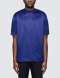 Lanvin High Collar Reg Fit Mercerized S/S T-Shirt Picutre