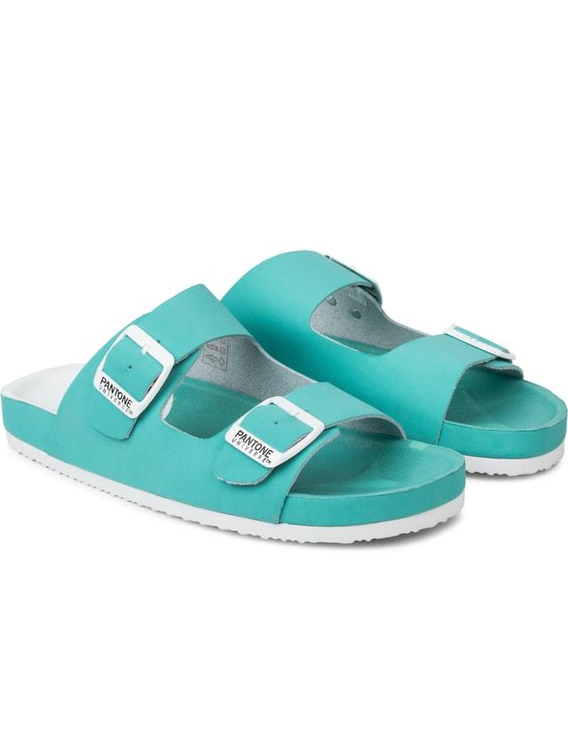 PANTONE UNIVERSE Formentera 2 Buckle Sandals