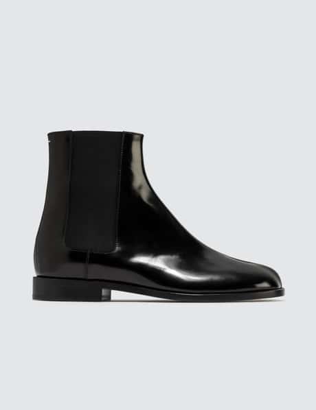 메종 마르지엘라 타비 남성 앵클 부츠 Maison Margiela Tabi Chelsea Boots