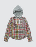 Number Nine Hooded Flannel 사진