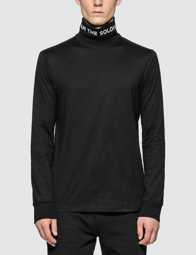 Takahiromiyashita Thesoloist Turtle Neck Long Sleeve T-Shirt