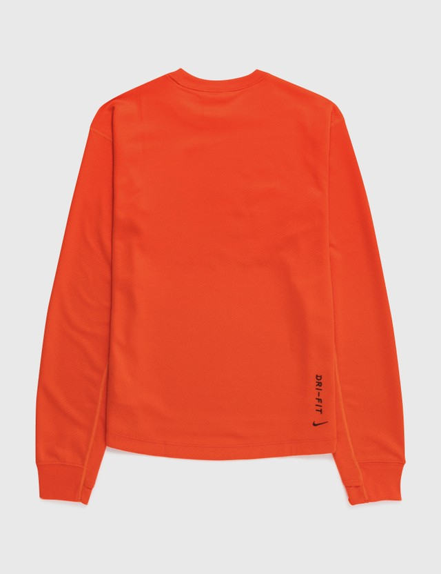 Nike Nike ACG Gift Shop Long Sleeve T-Shirt Team Orange Men