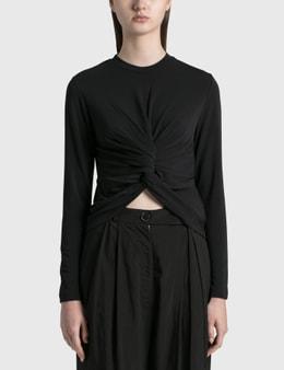 Ambush Knot Long Sleeve T-shirt