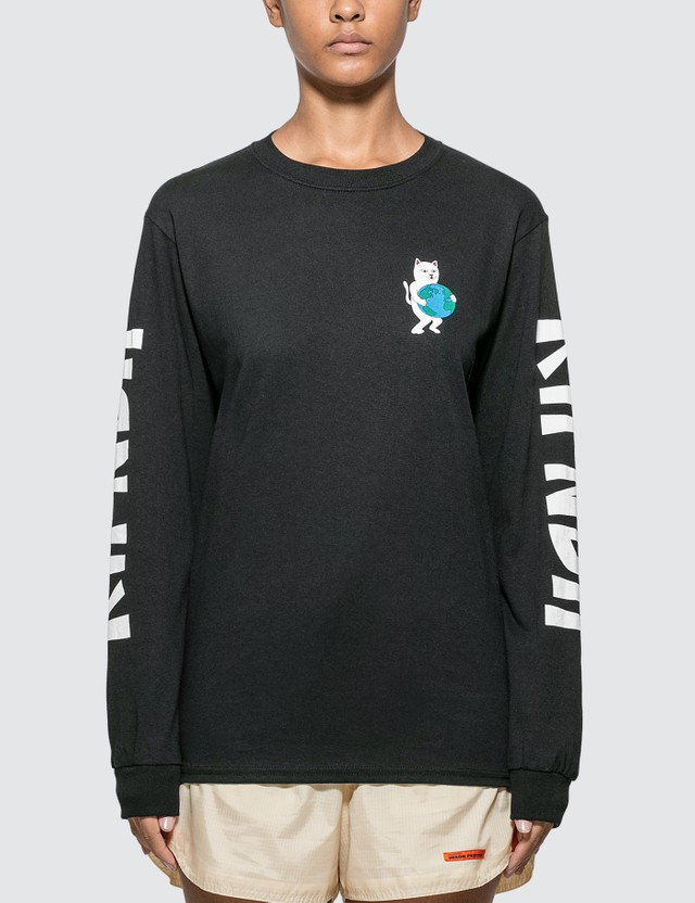 RIPNDIP Fuck Everything Long Sleeve T-shirt