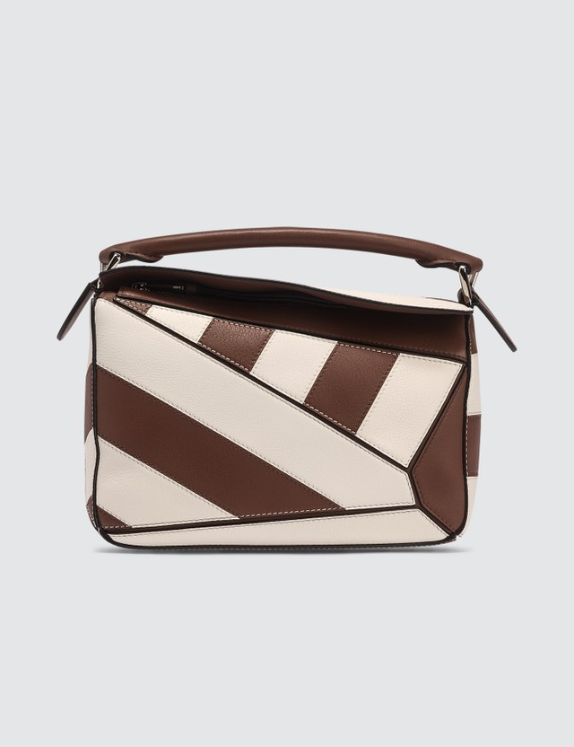 Loewe Small Puzzle Rugby Bag