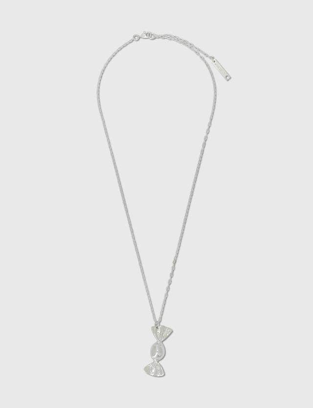 Ambush Candy Charm 2 Necklace Silver Women