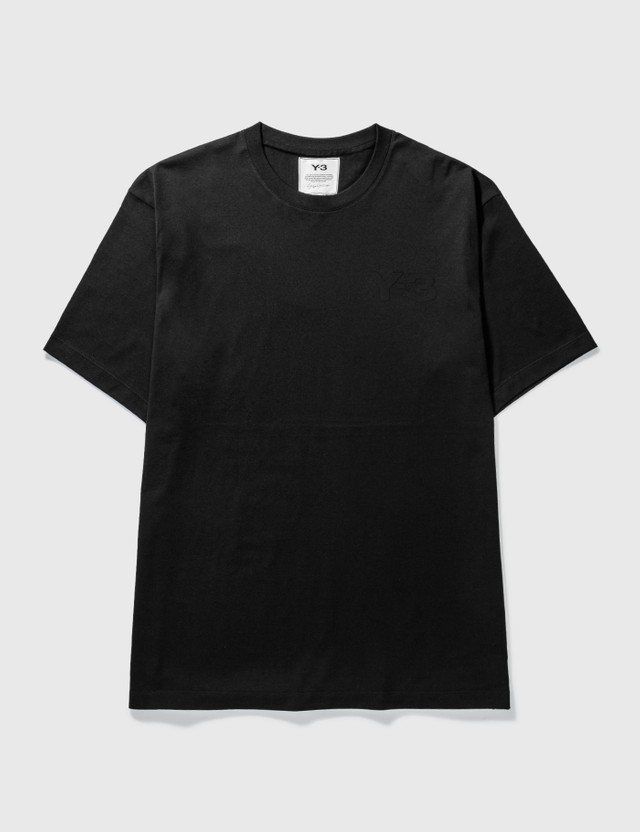 Y-3 Classic Chest Logo T-Shirt Black Men