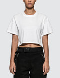 Hanes x Karla The Crop Short Sleeve T-shirt Picture