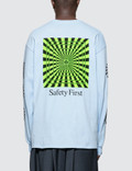 Sasquatchfabrix. Safety First L/S T-Shirt Picture