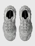 Acne Studios Bolzter M Tumbled Sneakers White Men