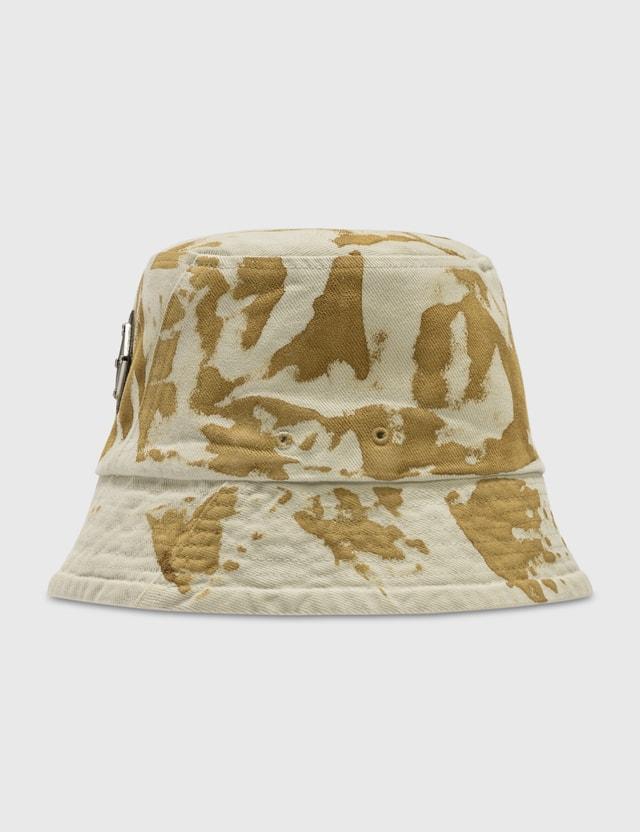 A-COLD-WALL* Diamond Bucket Hat Chartreuse Chrt Men