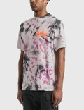 Aries Tie Dye Temple T-Shirt