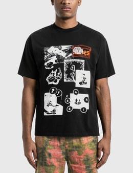 Aries Comic T-Shirt