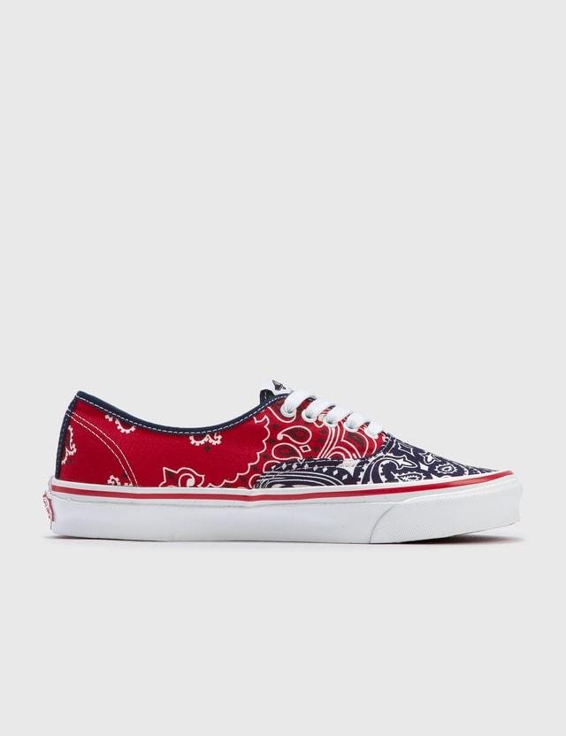 Vans Vans x Bedwin & The Heartbreakers Vault OG Authentic LX Sneaker (bedwin & The Heartbreakers) Bandana/multi Color-a Women