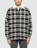 Represent Sherpa Shirt Jacket Picture