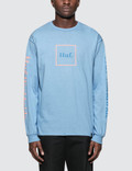 Huf Domestic L/S T-Shirt Picture
