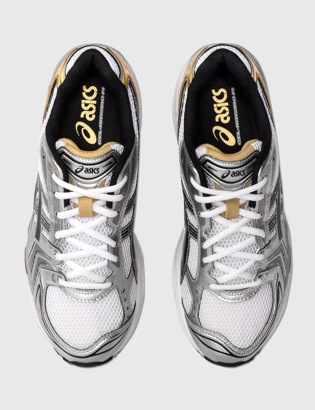 Asics Gel-Kayano 14 White/pure Gold Men