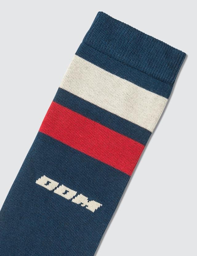 Drôle de Monsieur DDM Stripe Socks