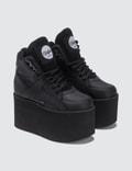 Buffalo London High Tower Sneakers Black Women