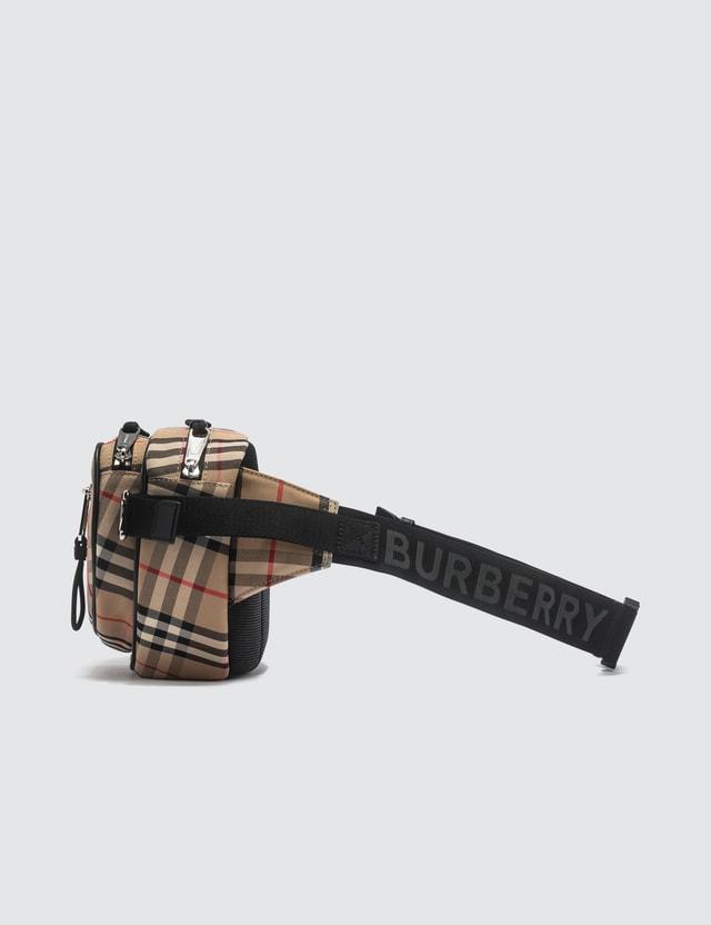 Burberry Logo Belt Bag Archive Beige Men