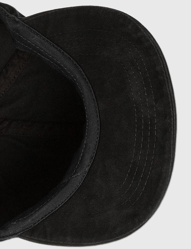 Off-White Logo Baseball Cap Black White Men