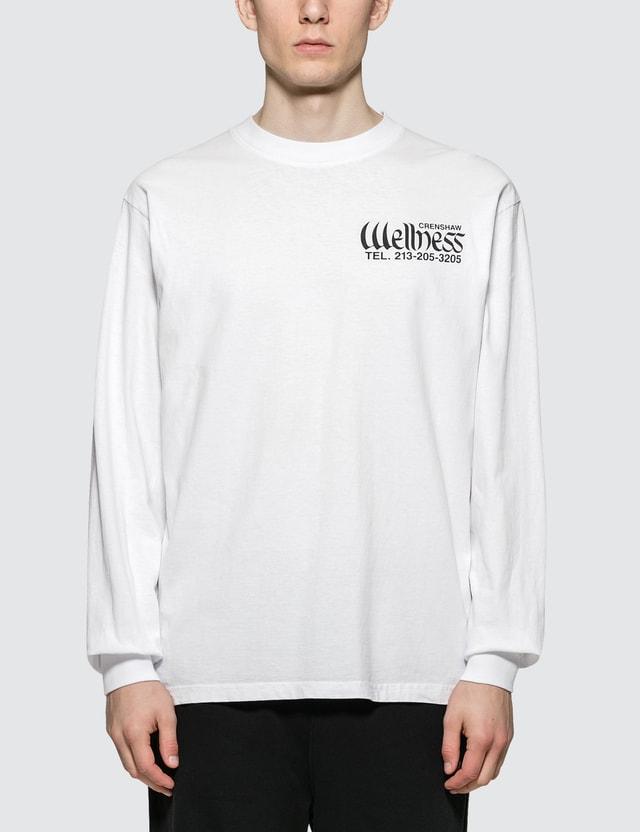 Total Luxury Spa Mr.Wisdom L/S T-Shirt