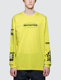 Converse Converse x P.A.M. Long Sleeve T-Shirt Picture
