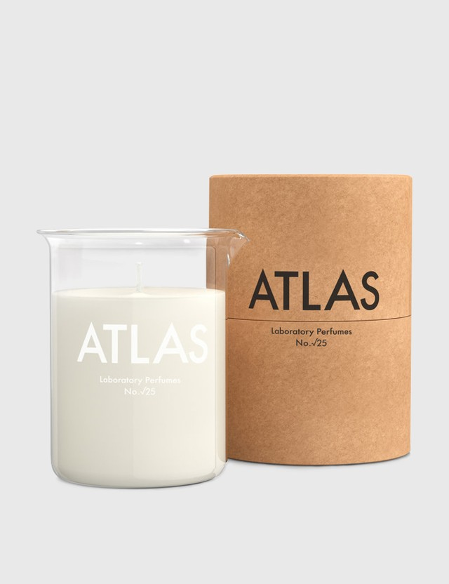 Laboratory Perfumes Atlas Scented Candle White Men